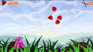 Screenshot of Hate Flowers - Plants Vs Ninja