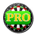 Dart ScoreCard PRO (No ads) icon