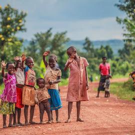 by Taylor Moulton - Babies & Children Children Candids ( uganda, village, kyemula, kids, africa, portrait, manafwa )