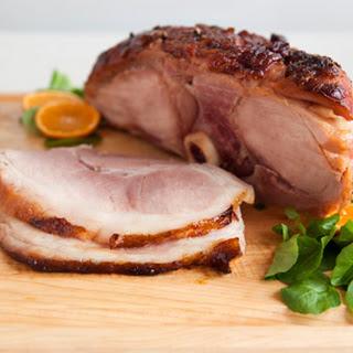Cranberry Sauce Baked Ham Recipes