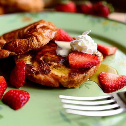 Croissant French Toast Recipes | Yummly