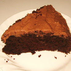 Easy Cocoa 1-Layer Cake