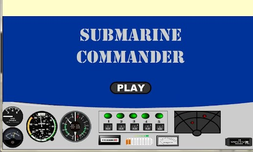Submarine Commander - screenshot