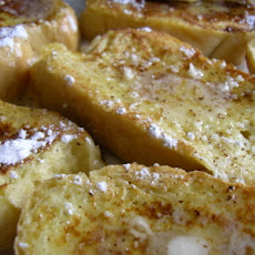 Stonehouse Bed and Breakfast Baked French Toast