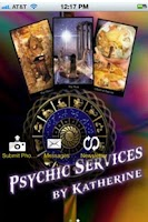 Screenshot of 1 Free Psychic Reading