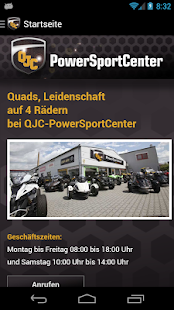 QJC-PowersportCenter - screenshot