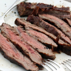 Guinness Marinated Skirt Steak