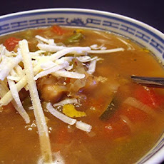 Amazing Vegetable Soup (South Beach Diet)