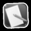 Free Hand Note Lite icon