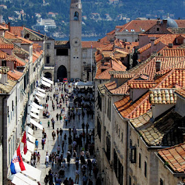 Dubrovnik by João Ascenso - City,  Street & Park  Historic Districts