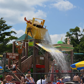 Jellystone, Warrens WI by Terry Andrew - City,  Street & Park  Amusement Parks