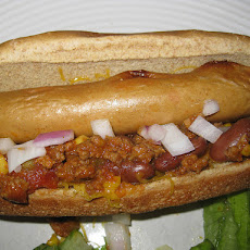 Mom's Homemade Hot Dog Chili -Or- Sloppy Joes!