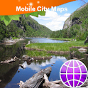 Adirondack Mountains Map icon