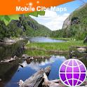 Adirondack Mountains Map icon