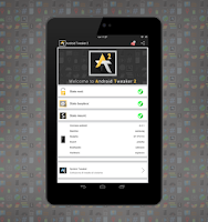 Screenshot of Android Tweaker 2