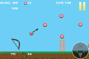 Screenshot of Arrows & Bows