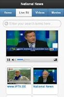 Screenshot of IVOO.TV Watch Live TV FREE