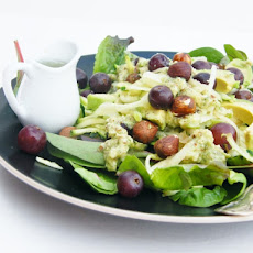 Avocado, Apple & Hazelnut Salad
