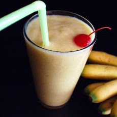 Pineapple, Mango and Banana Smoothie