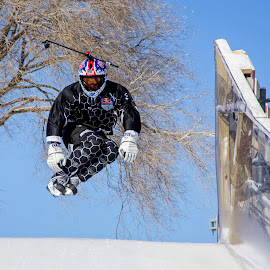 Cameron Naasz @Cameron Naasz #CrashedIce © 2014 Boucerman Photography by Thomas Nelson - Sports & Fitness Other Sports