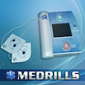 Medrills: AED icon