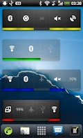 Screenshot of Power Widget