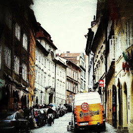 Prague by Chris Robson - City,  Street & Park  Neighborhoods