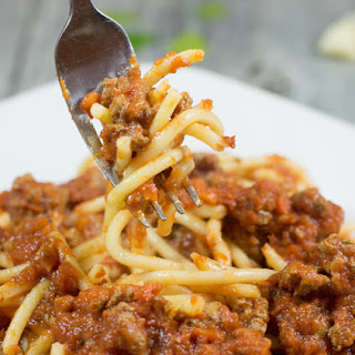 Slow Cooker Turkey Meat Sauce