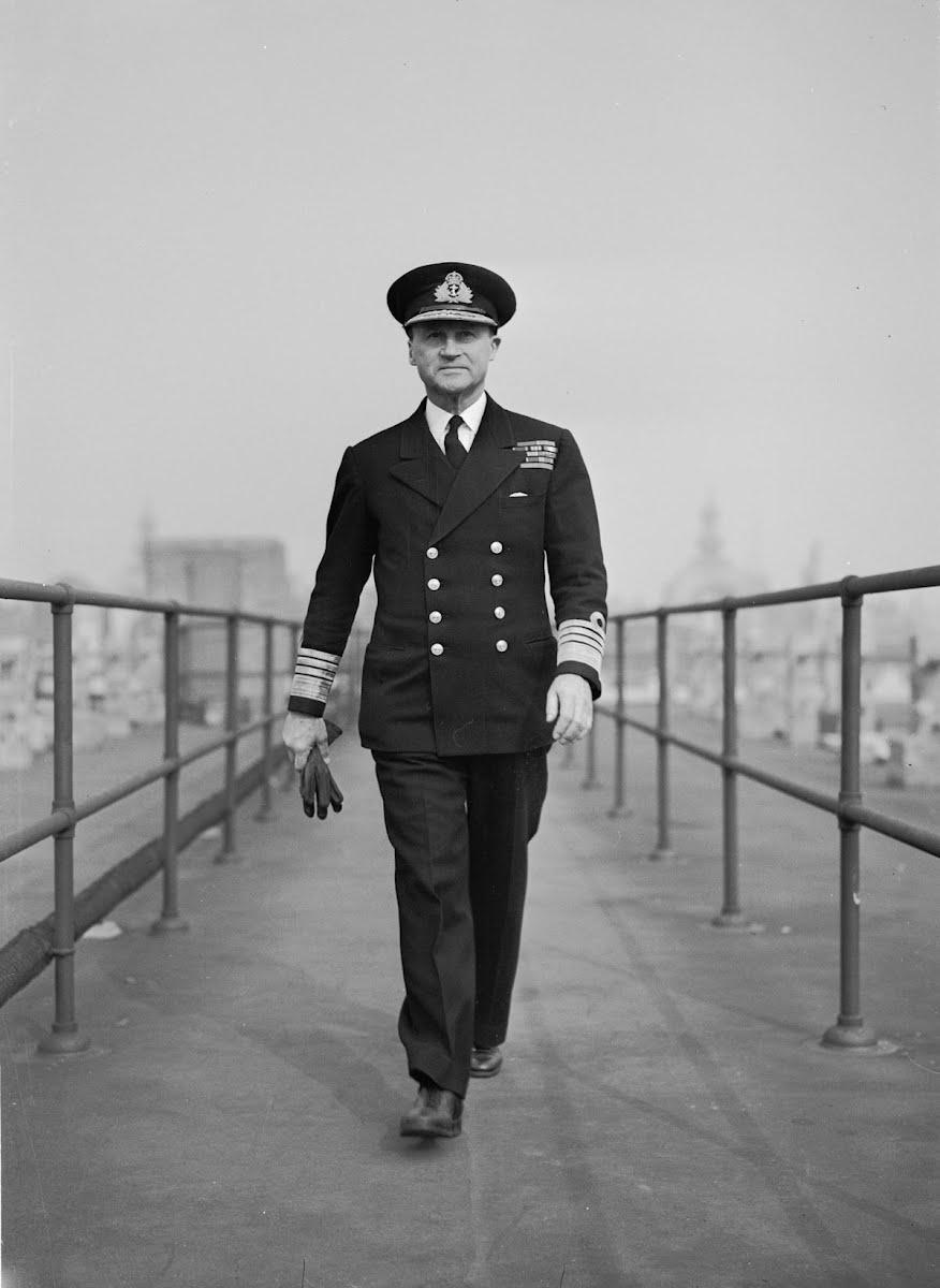 Sir Bertram Ramsay