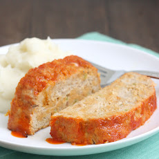 Buffalo Chicken Meatloaf