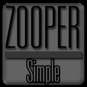 App Simple - Zooper Widget Pro APK for Windows Phone