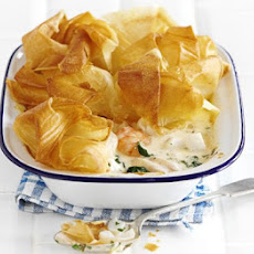 Extra-light Fish Pie