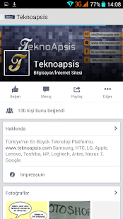 TeknoApsis - screenshot