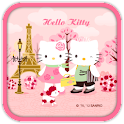 Hello Kitty Paris Theme icon