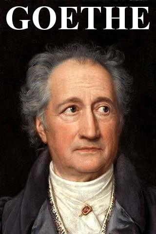Poems of Goethe