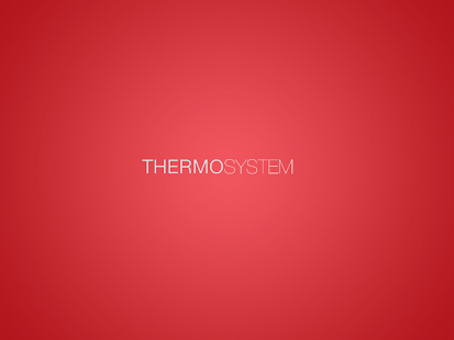 Thermo System - screenshot
