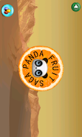 Screenshot of Panda Fruit Saga