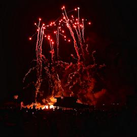 fireworks  by MIrella Napolitano - News & Events Entertainment