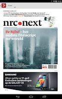 Screenshot of nrc.next