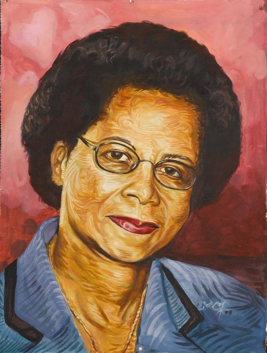 Dr. Mamphela Ramphele