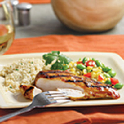 Chipotle-and-Orange Grilled Chicken