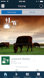 Livestock Weekly - screenshot