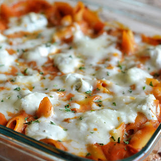 Baked Penne Pasta With Vegetables Recipes