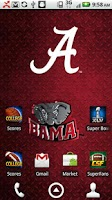 Screenshot of Alabama Live Wallpaper HD
