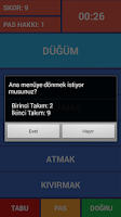 Screenshot of Tabu TR