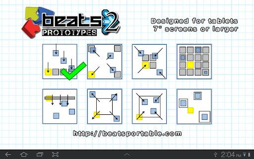 Beats2 Prototypes