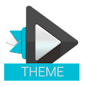 Download Material Dark Blue Theme APK