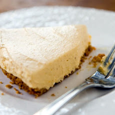 Pumpkin Cheesecake- Low Calorie