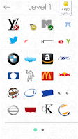Screenshot of Logos Quiz - Guess the logos!