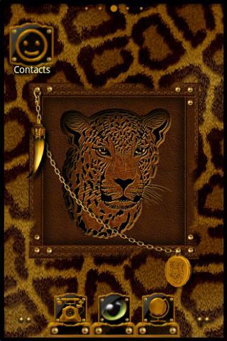 玩個人化App|ADWTheme動物打印貓免費|APP試玩